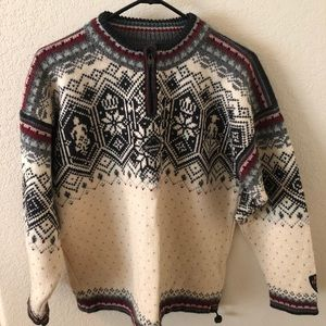 Dale of Norway Norge 2000 Sweater - Unisex Small